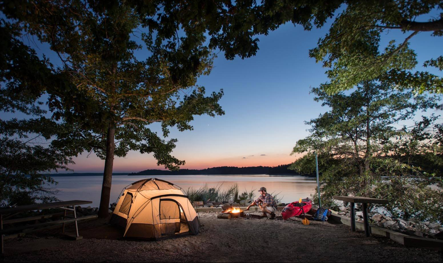 What to Consider When Choosing a Campground